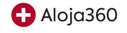 Logo Aloja360 app reservas